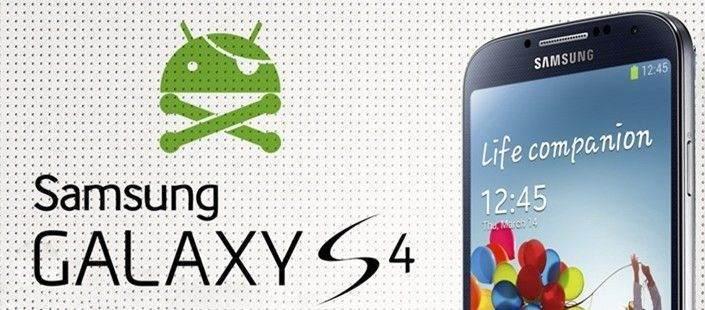 Galaxy S4 Lollipop Root Yapma