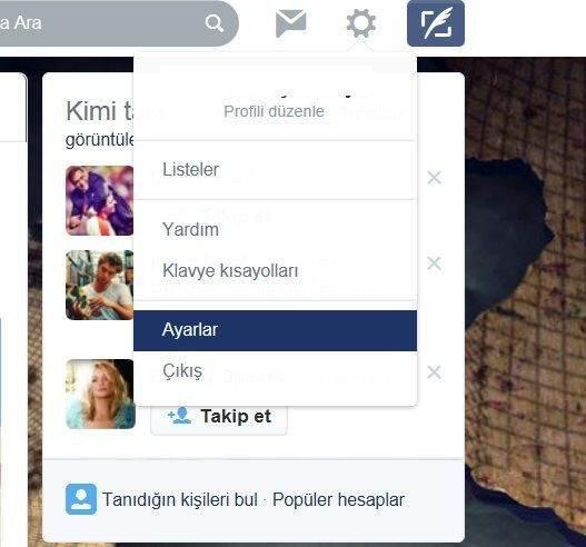 Twitter Hesabı Kalıcı Olarak Nasıl Silinir-2(www.TeknolojiDolabi.com)