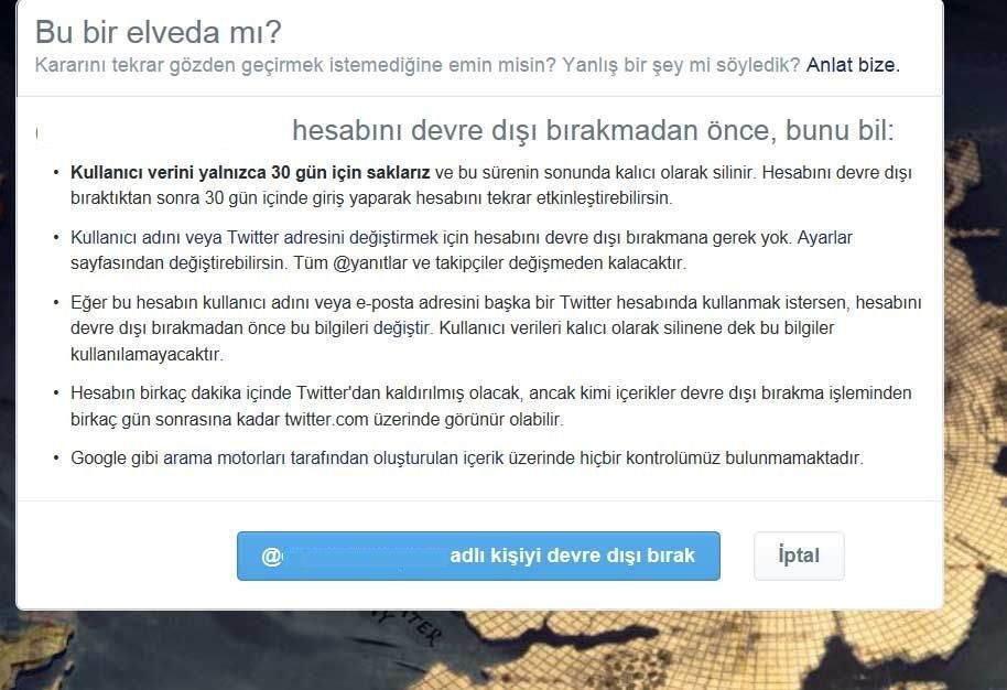 Twitter Hesabı Kalıcı Olarak Nasıl Silinir-4(www.TeknolojiDolabi.com)