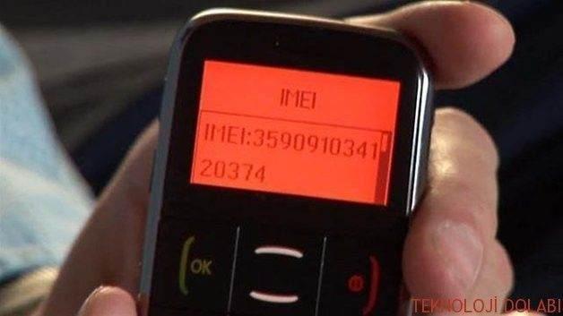 Cihazınızın IMEI numarasını bulmanın 7 farklı yolu!
