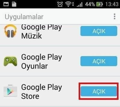 Google Play'de Ülke Ayarları Nasıl Değiştirilir?
