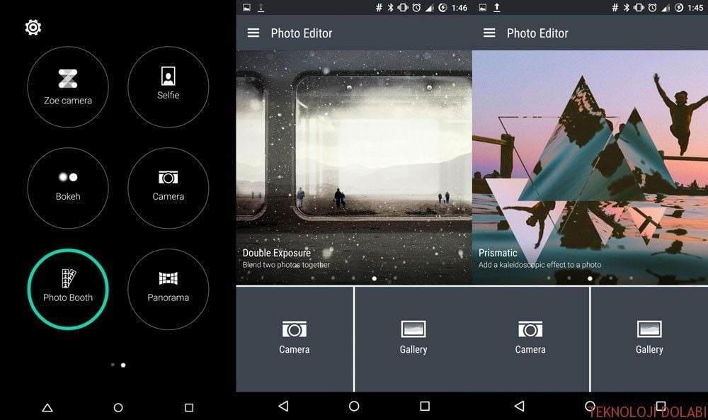 HTC One M9 Kamera Uygulamasını CM ve AOSP Sürümlerine Yükleme