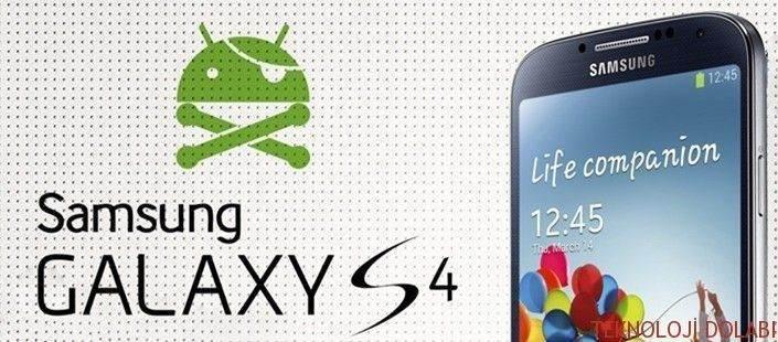 Samsung Galaxy Note 4 için Galaxy S6 ROM'u