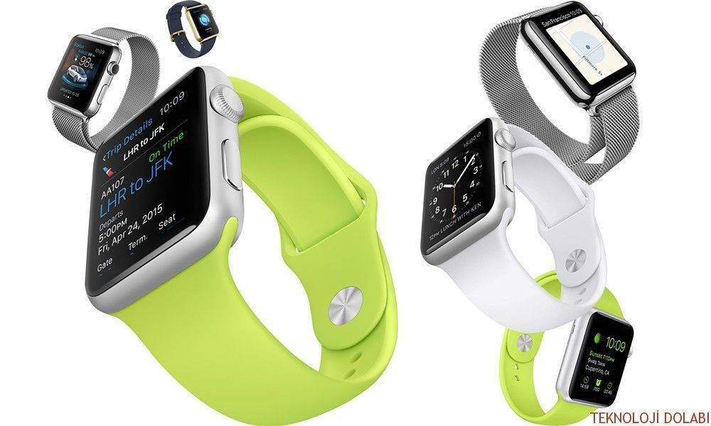 Apple Watch iPhone'la Nasıl Eşlenir