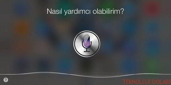 Kayıp iPhone' un Sahibini Siri' den Öğrenin