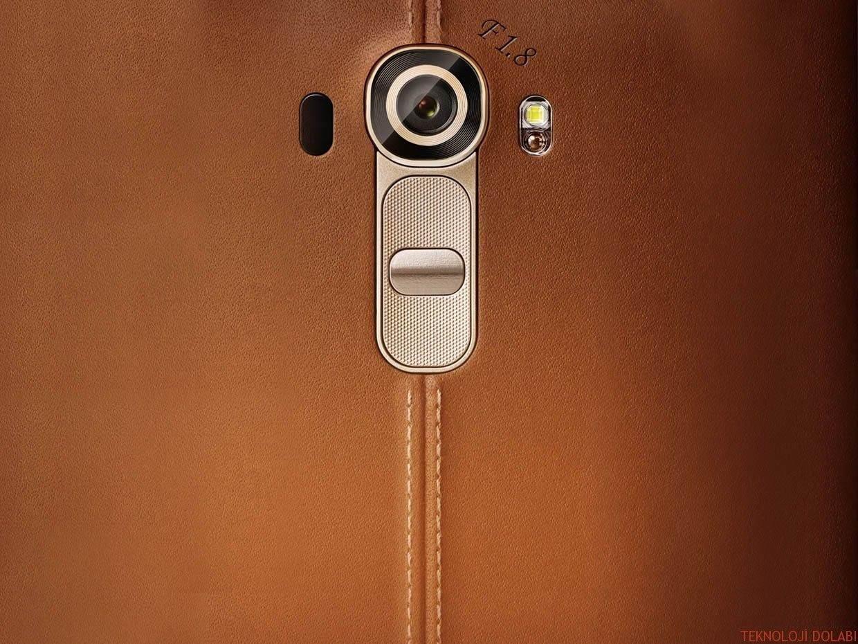LG G4 OEM Unlock & Geliştirici Seçeneklerini Etkinleştirme (H815)