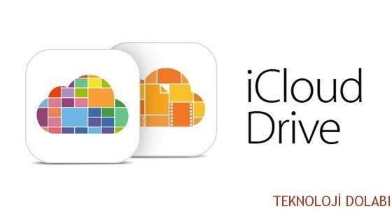 iCloud Drive Uygulamaları