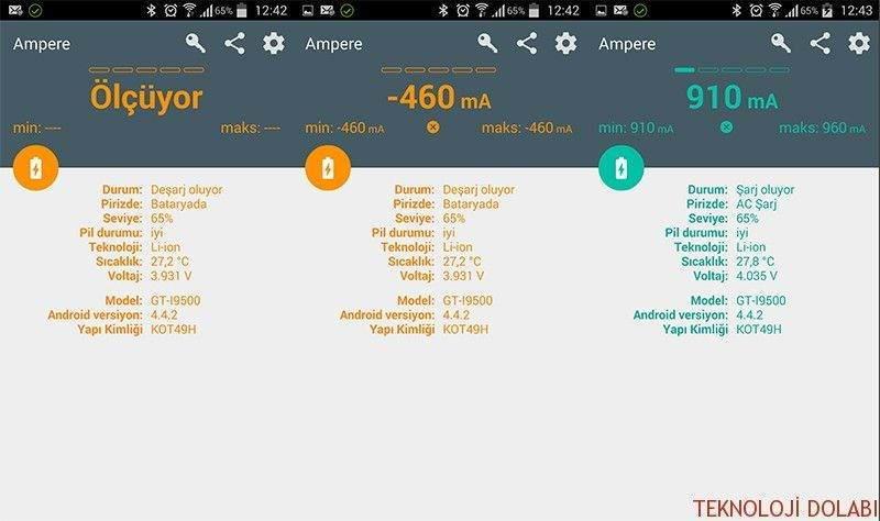 Android Cihazınızın Doğru Şekilde Şarj Olduğunu Nasıl Anlarsınız