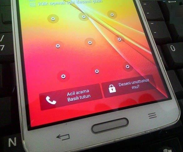 Android Telefonda Desen Kilidi Şifresini Kırma Yöntemleri-2