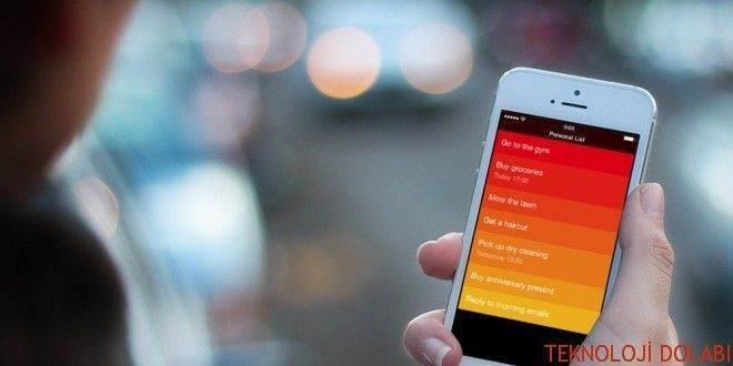 iOS9 E-Postalarda Bulunan Etkinlikler Özelliğini Devre Dışı Bırakma
