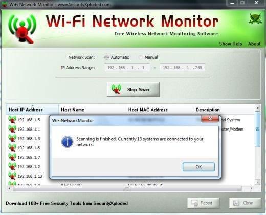 kablosuz modem takip programı türkçe
