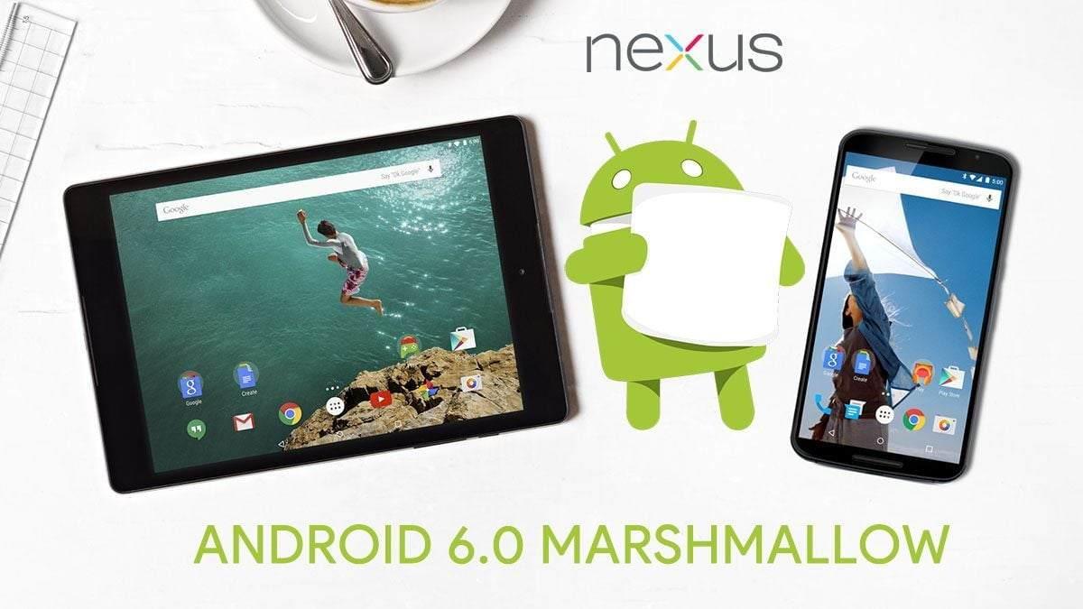 Nexus Cihazlar Android 6.0.1 Güncellemesi İndirme Ve Yükleme Rehberi