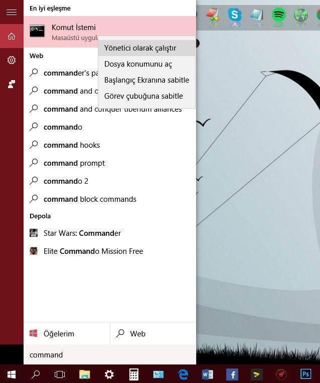 hizli-windows-10-1 Windows 10 Açılış Hızını Arttırma