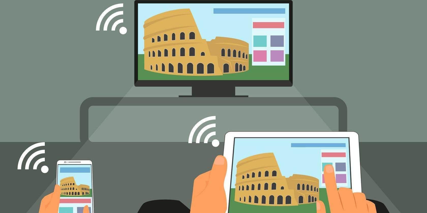 Akıllı Telefonunuzu Kullanarak YouTube'u TV'nizde Nasıl İzleyebilirsiniz-(www.TeknolojiDolabi.com)
