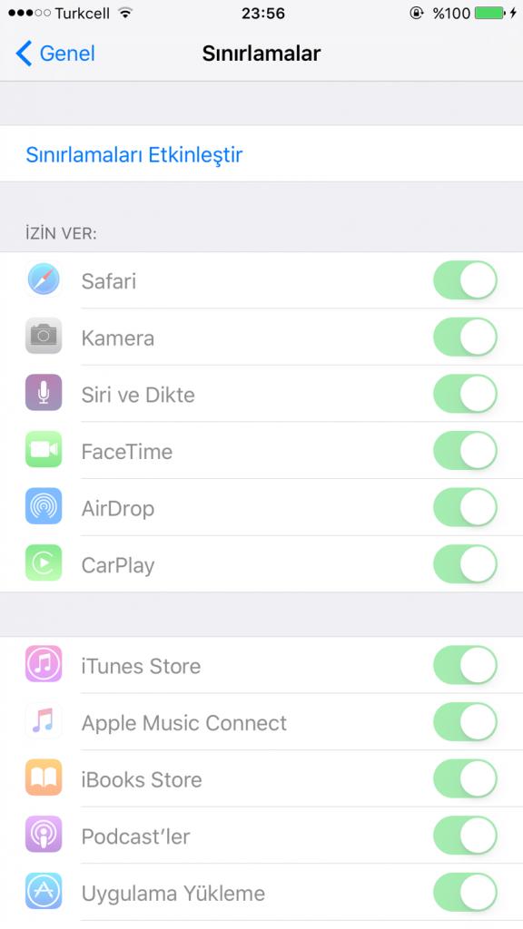 Apple Music'te Explicit Parçaların Kilidi Nasıl Açılır-3-(www.TeknolojiDolabi.com)