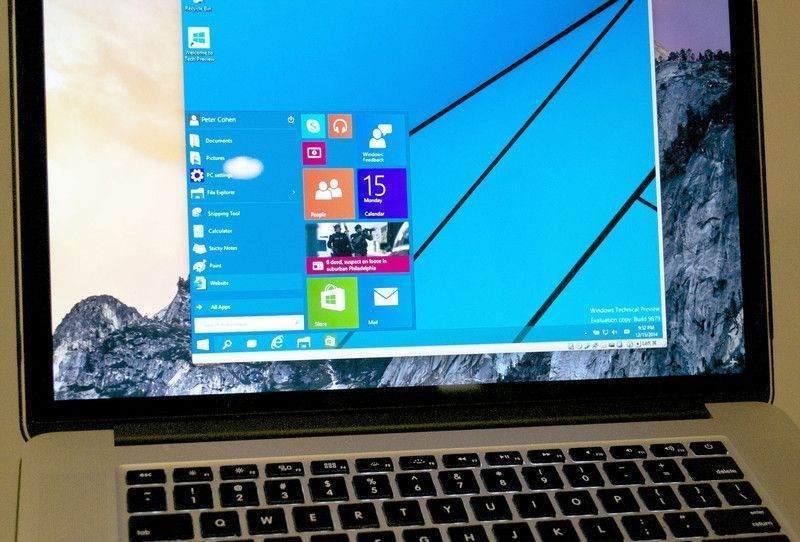 Mac'e Ücretsiz Windows 10 Nasıl Kurulur-(www.TeknolojiDolabi.com)