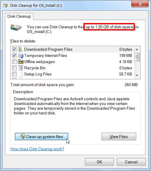 Windows'da Boş Disk Alanı Kazanmanın 6 Yolu-3