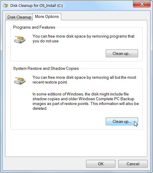 Windows'da Boş Disk Alanı Kazanmanın 6 Yolu-4