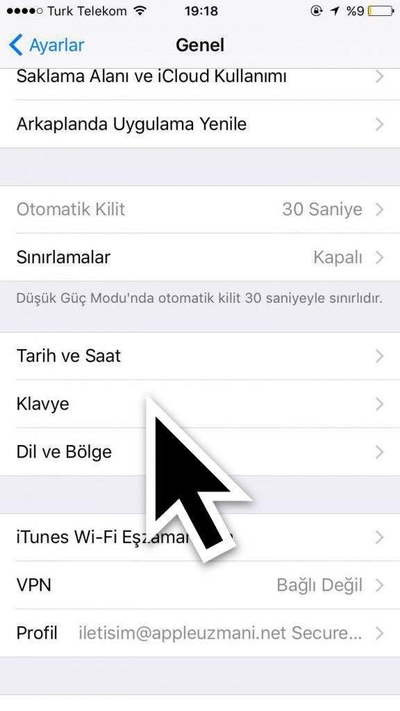 iOS'da Gizli Emoloji Klavyesi Nasıl Açılır-3-(www.TeknolojiDolabi.com)