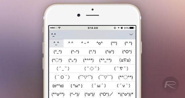iOS'da Gizli Emoloji Klavyesi Nasıl Açılır-(www.TeknolojiDolabi.com)