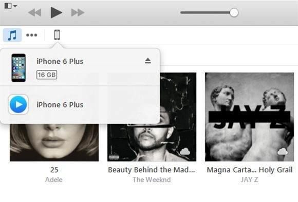 iPhone'dan PC'deki Apple Music hizmetini yönetme rehberi...2-(www.TeknolojiDolabi.com)