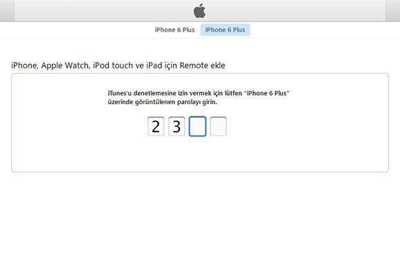 iPhone'dan PC'deki Apple Music hizmetini yönetme rehberi...3-(www.TeknolojiDolabi.com)