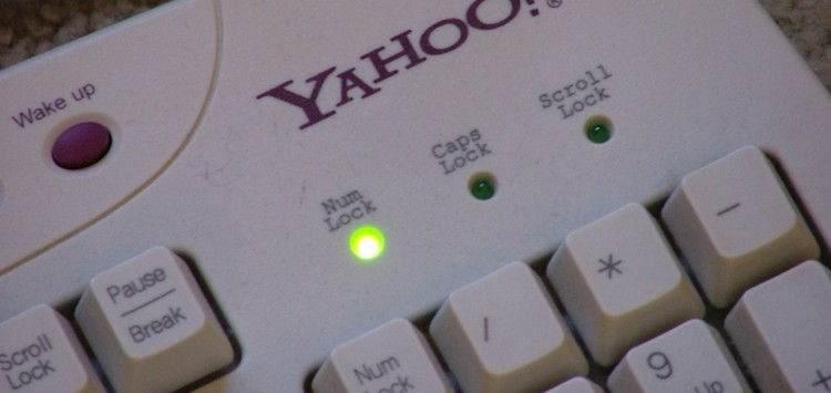 Bilgisayar Açılışında Numlock Otomatik Açılsın