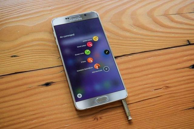Samsung Galaxy Note 5 Hard Reset Format Atma