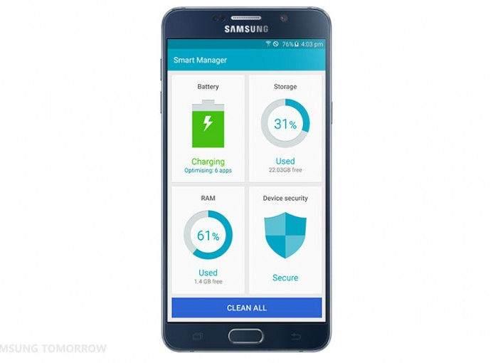 Samsung Smart Manager Nedir, Nasıl Kullanılır-