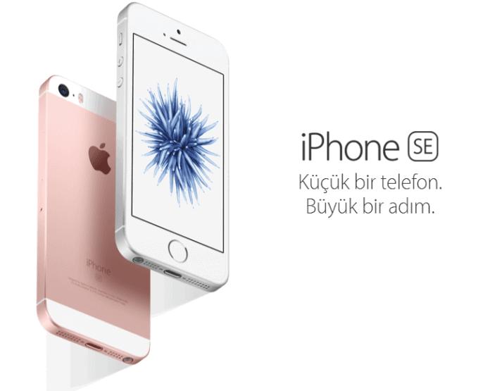 """iPhone """"SE"""" Anlamı Ne"""