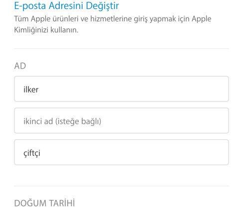 Apple Kimliği Nasıl Değiştirilir-2