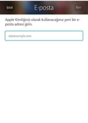 Apple Kimliği Nasıl Değiştirilir-3