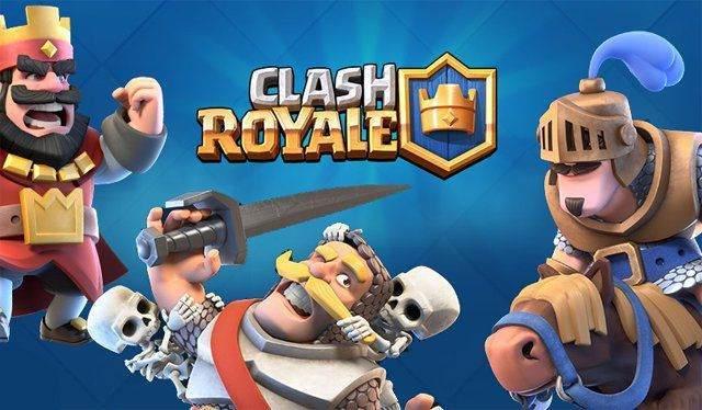 Clash Royale Sıradan Kartlar