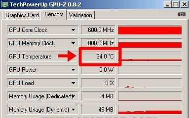 Ekran Kartı Sıcaklığına Nasıl Bakılır-3