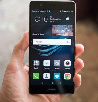 Huawei P9'un bir boy büyüğü P9 Plus