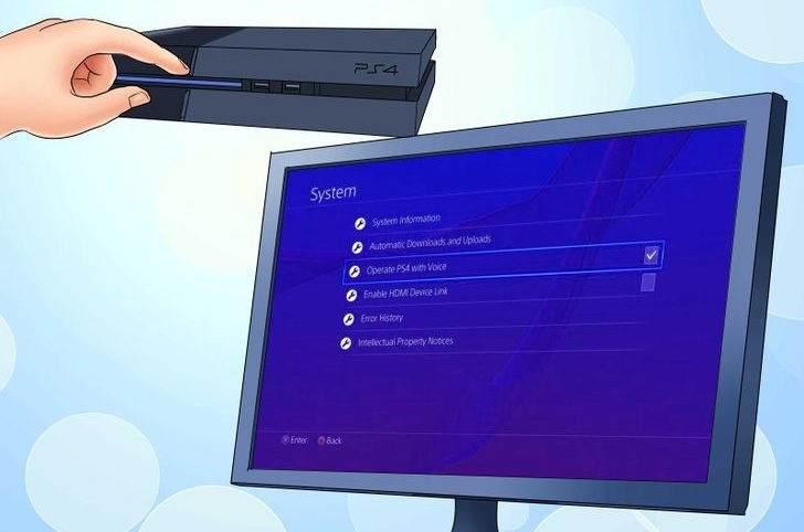 PlayStation 4 Nasıl Sıfırlanır-1