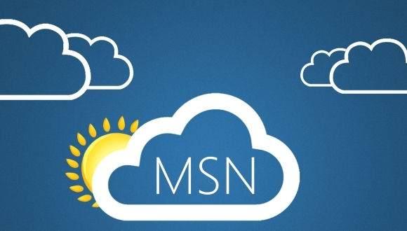 MSN Hava Durumu
