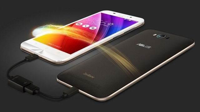 ASUS-Zenfone-Max En İyi Çift Sim Kartlı Telefonlar
