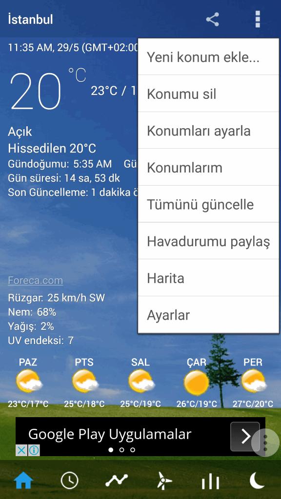 Android'de Ekrana Hava Durumu Ekleme5
