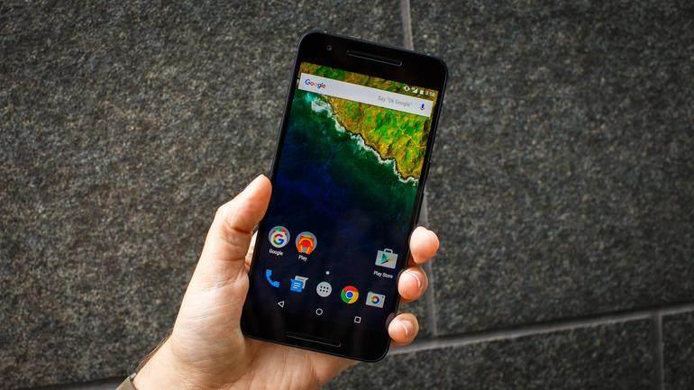 Google Nexus 6P - En Yüksek Ekran Çözünürlüğüne Sahip Akıllı Telefonlar