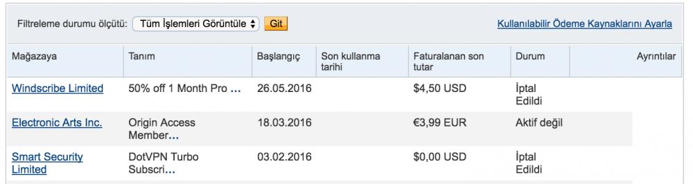 Paypal'de Düzenli Ödemeler Nasıl İptal Edilir-1