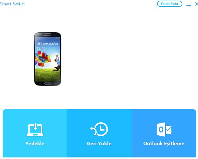 Samsung Smart Switch ile Yedekleme Nasıl Yapılır1