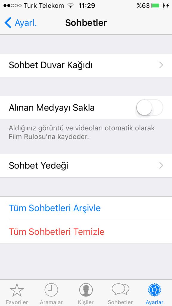 iPhone'da Silinen WhatsApp Mesajları Nasıl Kurtarılır1