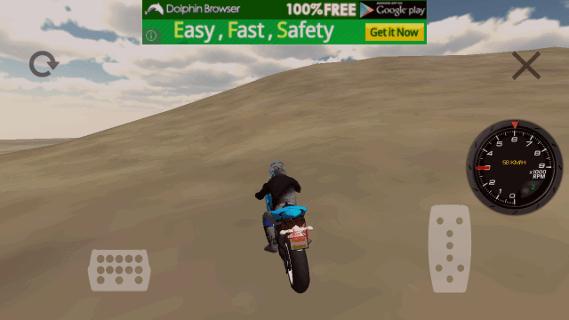 motorbike-driving