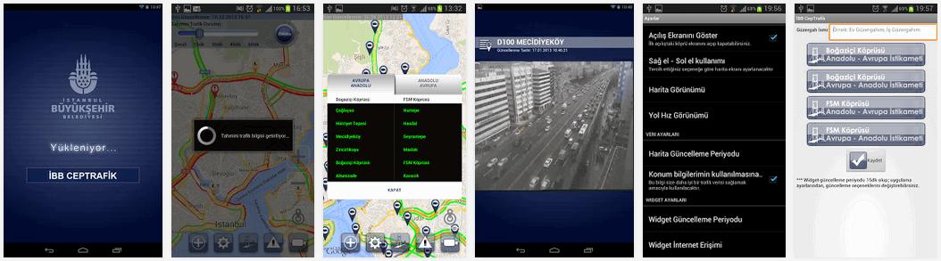 İBB Cep trafik-TeknolojiDolabi
