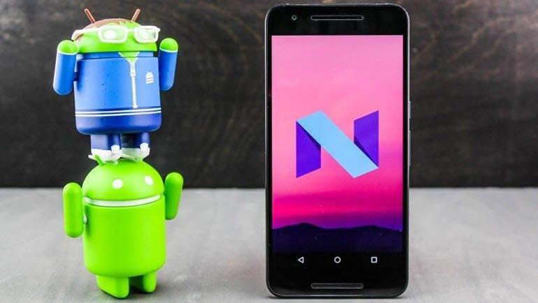 Android 7.0 Nougat Güncellemesi Alacak Cihazlar