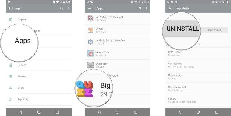 Android Telefonda Boş Depolama Alanı Açmak2