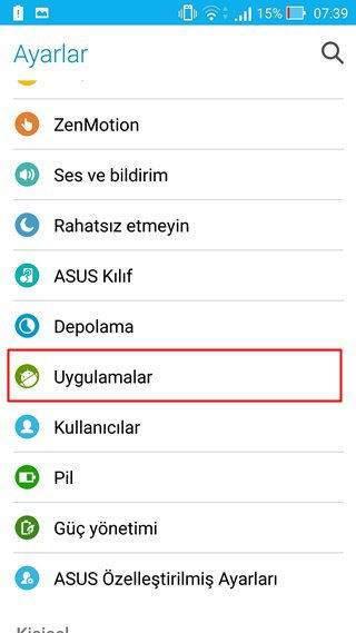 Android'de Varsayılan Uygulamaları Değiştirme-1-TeknolojiDolabi