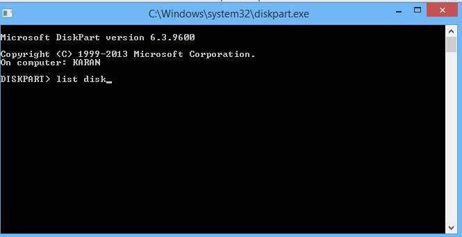 Bozulmuş USB Bellek veya SD Bellekleri Kurtarma2