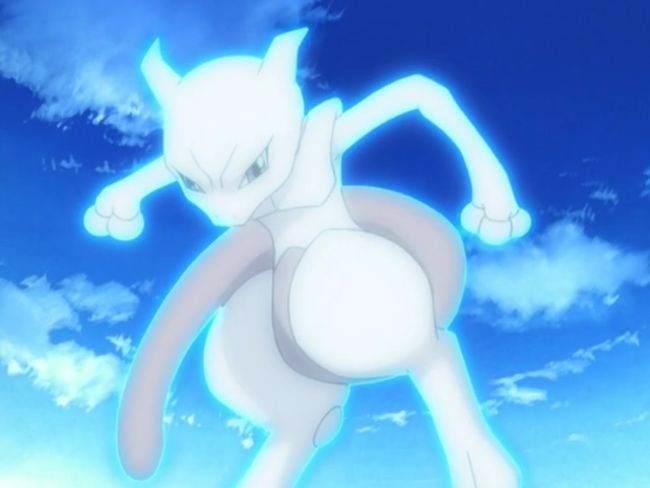 Ender Bulunan Pokemonlar Bölüm 2-Mirage_Mewtwo